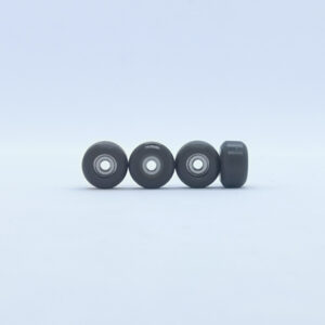 Product picture of brown fingerboard wheels with bearings