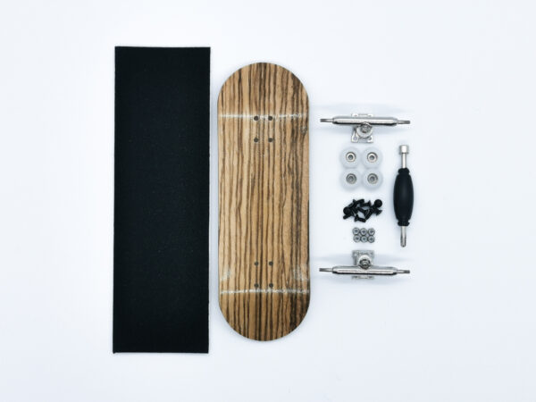 Product picture of deep wood fingerboard complete