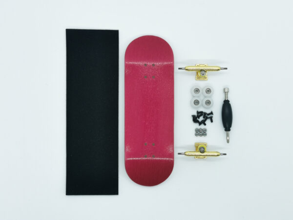 Product Picture of Pink Fingerboard Complete