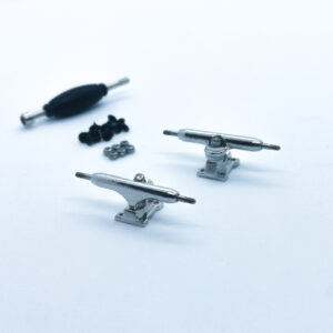 Product picture of plain fingerboard trucks 34mm