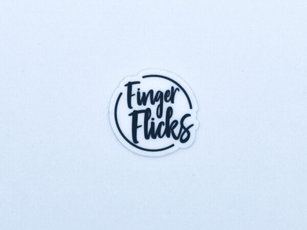 Product photo of FingerFlicks Sticker 28mm wide